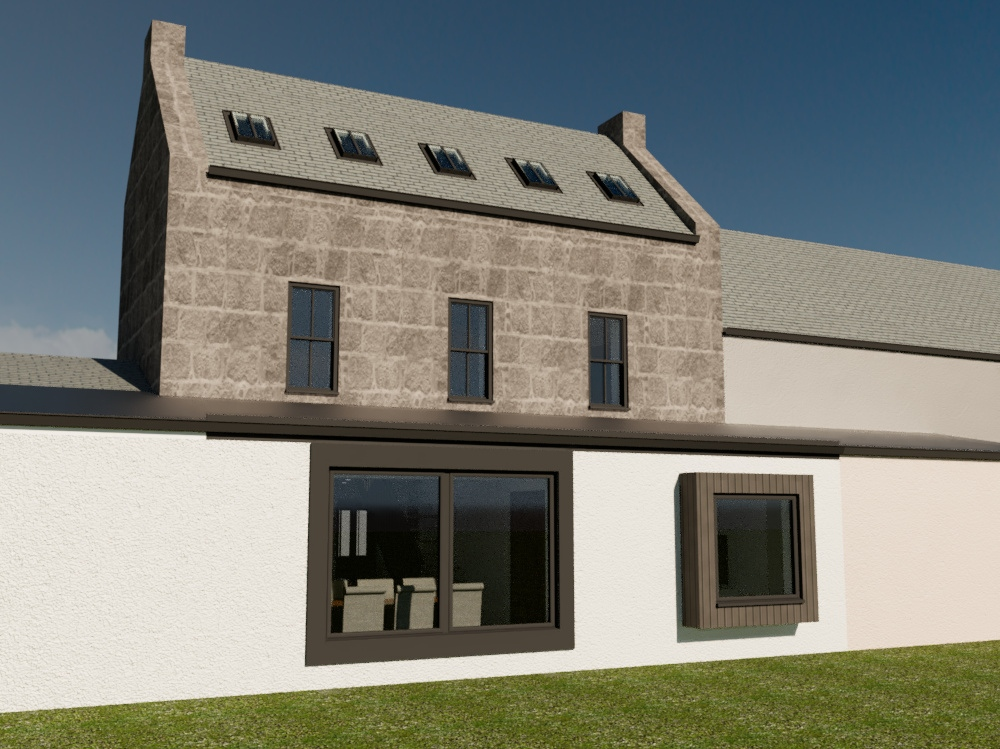 Footdee House Extension