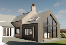 Planning Approval for House alterations within a Conservation Area